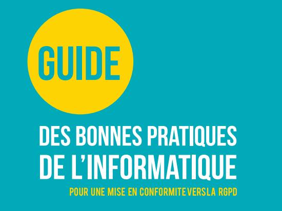 Guide des bonnes pratiques de l'informatique